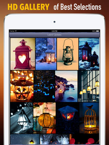 Lantern Wallpapers HD: Quotes Backgrounds with Art Pictures screenshot 6