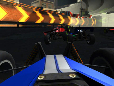 3D RC Car Nitro Street Racing: eXtreme Buggy City Race Simulator FREE screenshot 10