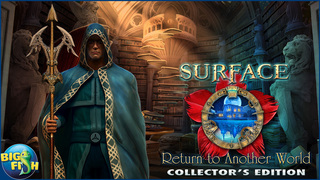 Surface: Return to Another World - A Hidden Object Adventure screenshot 5