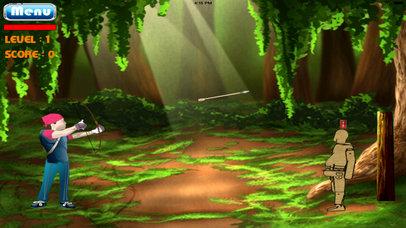 Archer Warrior Of Darkness PRO - Arrow Amazing Game screenshot 2