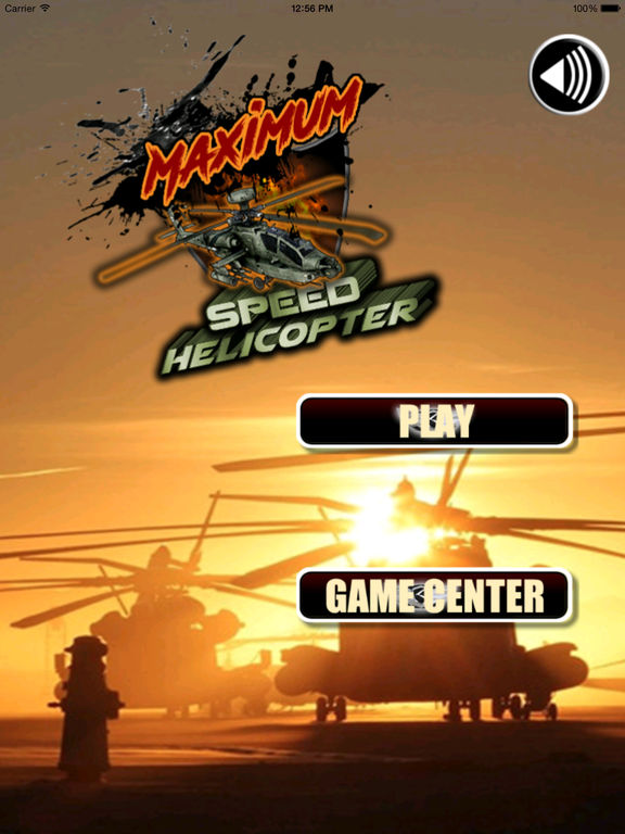 Maximum Speed Helicopter - A Xtreme Flying Ride screenshot 6