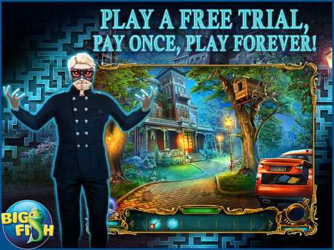 Labyrinths of the World: Changing the Past HD - A Mystery Hidden Object Game screenshot 1