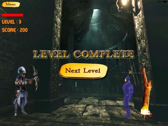 A Twisting Ambush Arrow - Tournament Archers Game screenshot 8