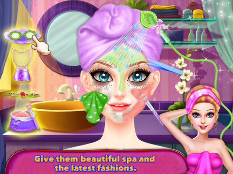 My Princess Room Cleaning screenshot 8