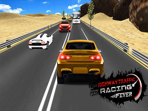 Highway Traffic Racing Fever screenshot 8