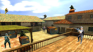 Bravo Sniper Shooter -  Be a Covert special ops soldier and Kill Shot terrorist screenshot 2