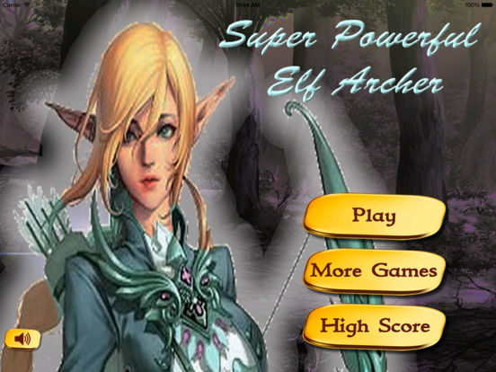 Super Powerful Elf Archer Pro - An Adventure Elf screenshot 6