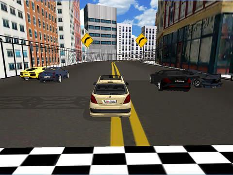 Turbo Car Racing: Speed Sports Hero screenshot 7