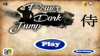 A Power Dark Jump Pro - Ninja Adventure Game screenshot 1