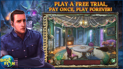 Whispered Secrets: Into the Beyond - A Hidden Object Adventure screenshot 1