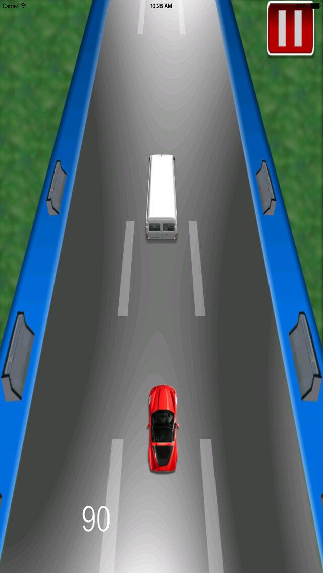Car Driving Chase Pro - Racing Rush Simulator Game screenshot 4
