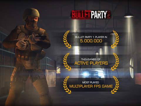 Bullet Party 2 screenshot 9