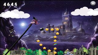 A Warlock Wild Jump - Adventure Game In the Kingdom screenshot 4