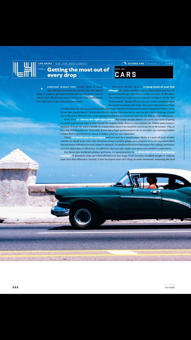 2nd Opinion Magazine screenshot 4