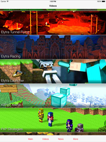 Flying Guide for Minecraft PC screenshot 5