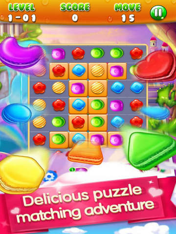Boom Fever - New Candy Poping screenshot 5