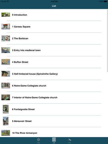 Visiter Semur-en-Auxois screenshot 10