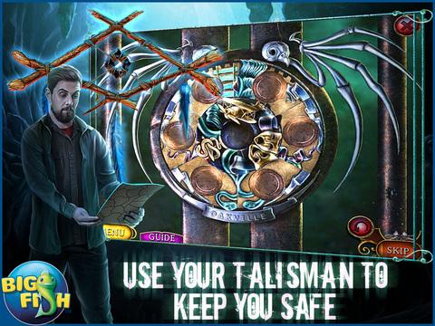 Phantasmat: The Dread of Oakville - A Mystery Hidden Object Game screenshot 8