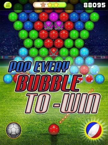 Bubble Shooter - for EURO 16 screenshot 9