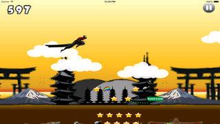 A Power Jump - City In Amazing Ninja screenshot 2