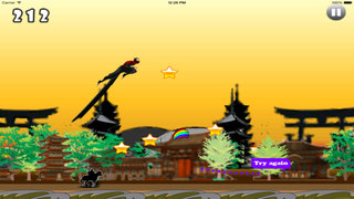 A Power Jump Pro - City In Amazing Ninja screenshot 2