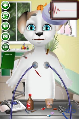 Animal Doctor - Kids Baby Pet Salon & Girls Games - náhled
