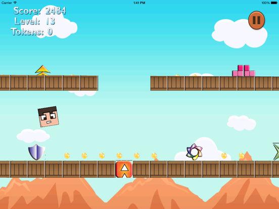 Mr. Super Jumper PRO - Survivor Island Hero screenshot 7