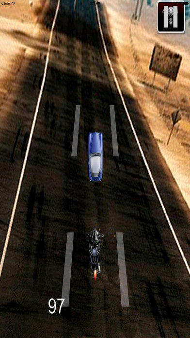 A High-Powered Motorcycle Pro - Amazing Extreme Speed Driver Bike Game screenshot 2
