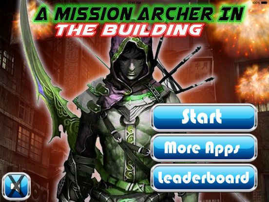 A Mission Archer In The Building-Game Launch Arrow screenshot 6