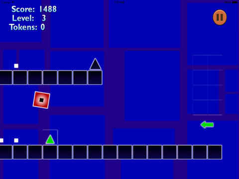 Crazy Cube Of Movement - Awesome Jump And Absatract Game screenshot 9