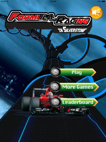 A Formula Racing In Silverstone - Amazing Car Game screenshot 6