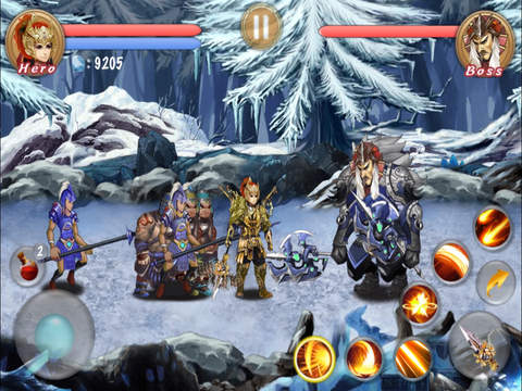 Blade Of Dragon Hunter Pro -- Action RPG screenshot 8