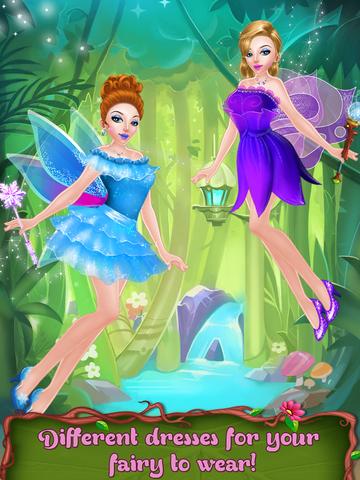 Fairy Salon Makeover screenshot 10