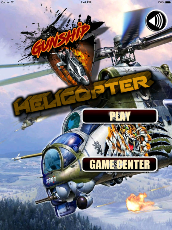 A Gunship Helicopter Pro - Simulator Copter Game screenshot 6