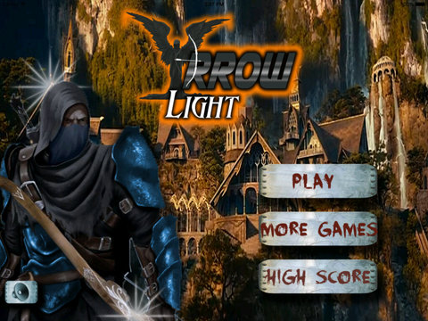Arrow Light Pro - Amazing Bow and Arrow  Shooting Target Game screenshot 6