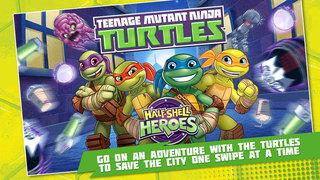 Teenage Mutant Ninja Turtles: Half-Shell Heroes screenshot 1