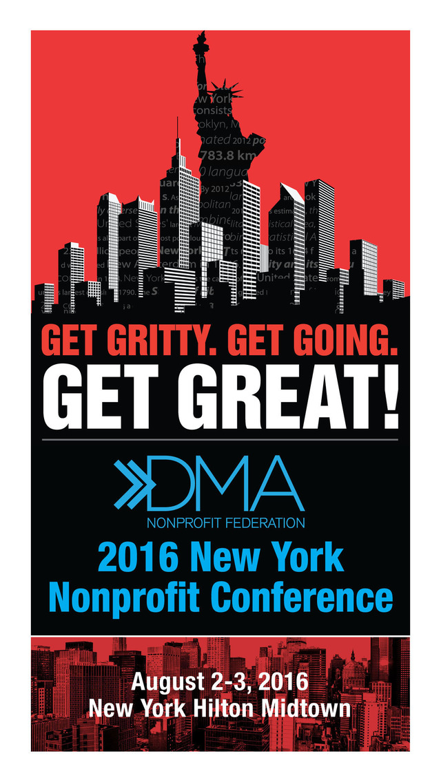 DMANF NY Nonprofit Conference screenshot 2