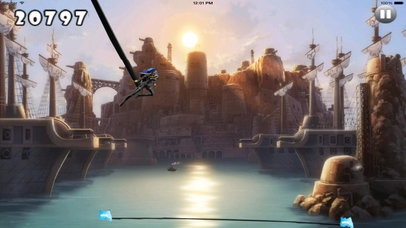 A Light Jumps Muntant - Superhero Adventure Game screenshot 4