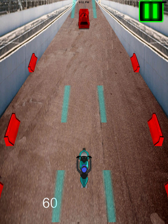 A Fast Motorcycle Racing Fury Pro - A Lighted Track screenshot 6