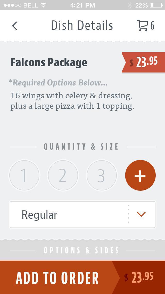 Fabiano's Pizzeria D'Ville screenshot 4