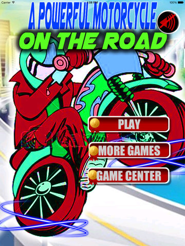 A Powerful Motorcycle On The Road - Fast Motorcycles Games screenshot 6