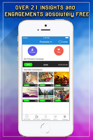 Instafollower for Instagram : Get Famous Like a Ce - náhled
