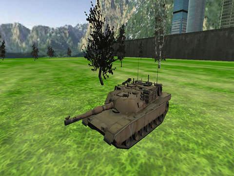 Hero Tank War : Power Blitz screenshot 5