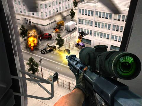 Gangster Escape Shooter 3D screenshot 6