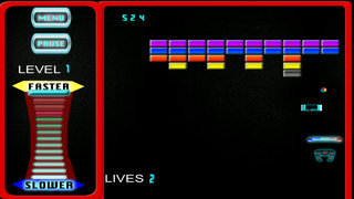 Brick Breaker By Sphere Color - Best Old-Fashioned Bricks Game screenshot 4