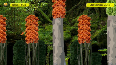 A Pure Energy On The Rope Pro - Amazing Fly Jungle Go Game screenshot 5