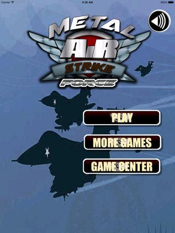 Metal Air Strike Force Pro - Robot Attack Battle Fighters screenshot 6