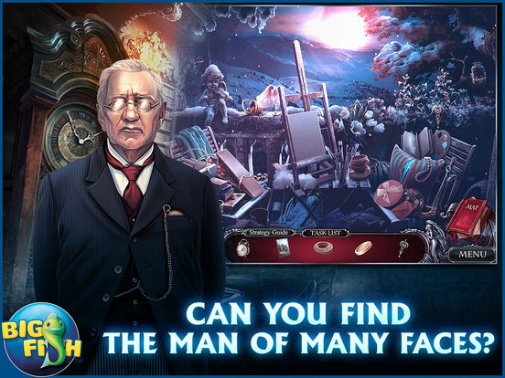 Grim Tales: The Heir - A Mystery Hidden Object Game (Full) screenshot 7