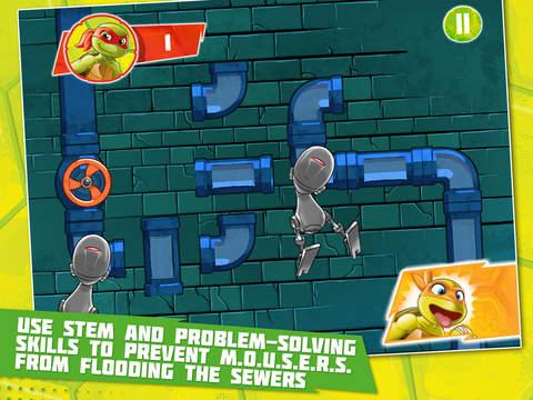 Teenage Mutant Ninja Turtles: Half-Shell Heroes screenshot 8