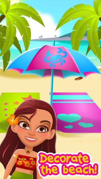 BFF Summer Fun - Happy Holidays at the Beach screenshot 1